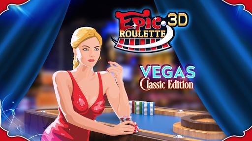 Epic Roulette 3D Vegas Classic