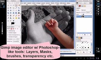 Screenshot of AlwaysOnHD:Office,Chrome+Java