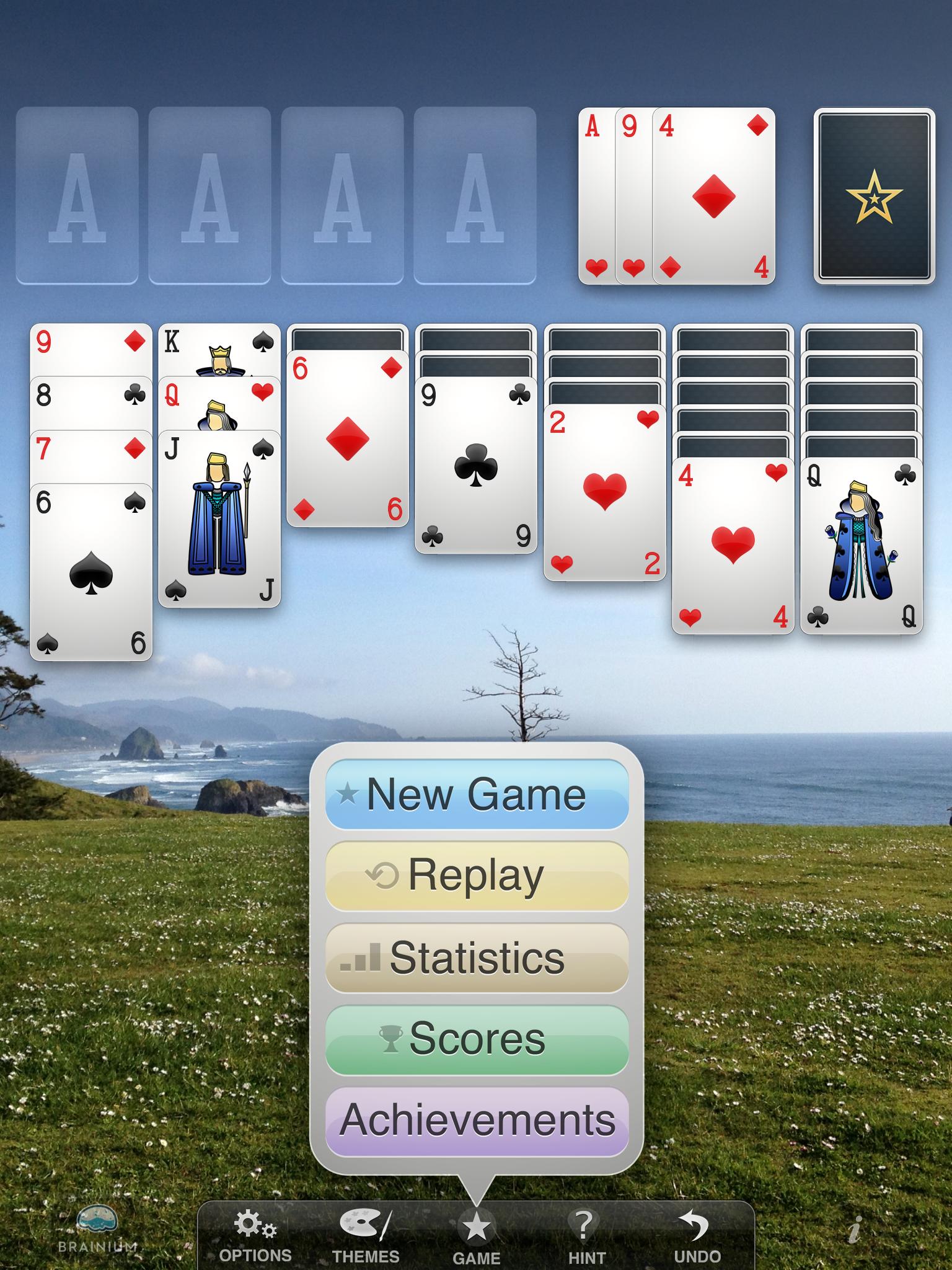 Solitaire screenshot #8