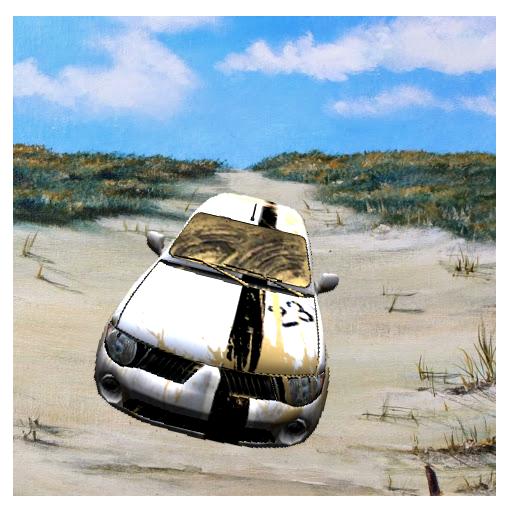 Mountain Hill Climb Car Racing 賽車遊戲 App LOGO-硬是要APP