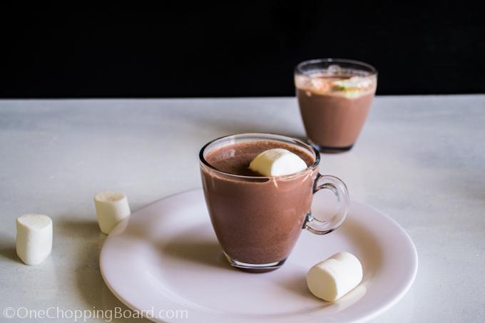 Homemade Hot Chocolate Milk Recipe