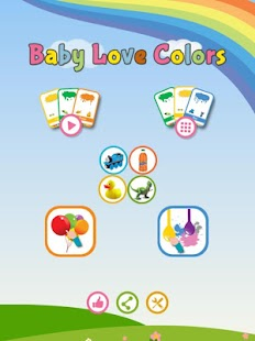 Baby Love Colors- screenshot thumbnail
