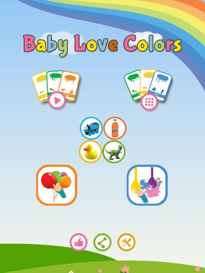 Baby Love Colors- screenshot