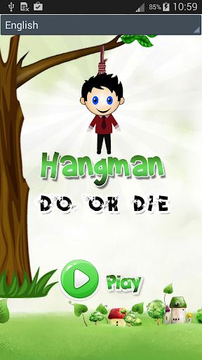 Hangman Do or Die