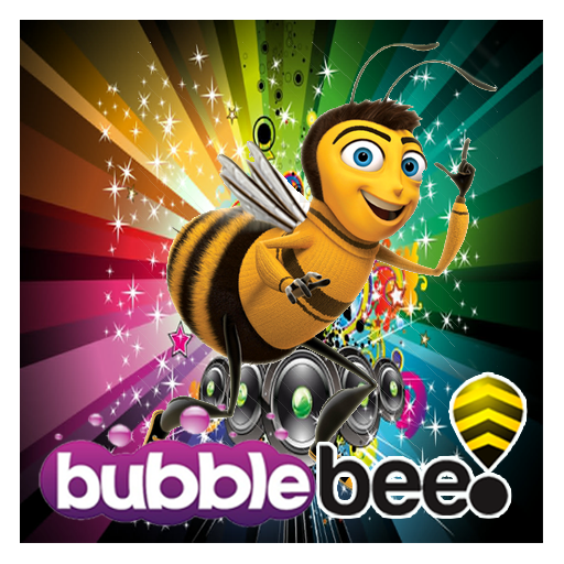 Bubble Bee LOGO-APP點子