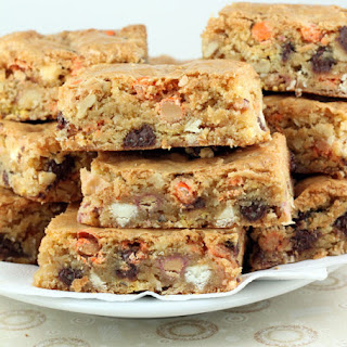 Loaded Congo Cookie Bars Recipe