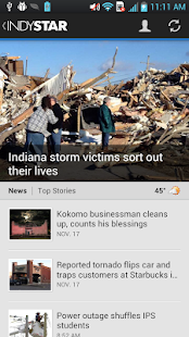 Indy Star - screenshot thumbnail