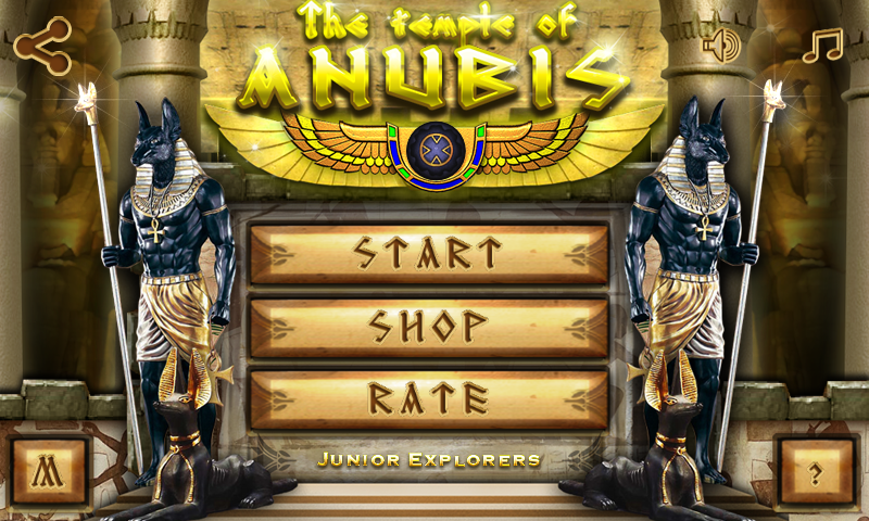 Egypt Legend Temple Of Anubis Apps Para Android No
