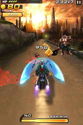 Death Moto 2 - screenshot
