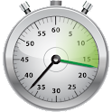 Talking Stopwatch Pro logo