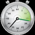 Talking Stopwatch Pro logo