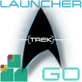 Trek: GO Launcher Theme