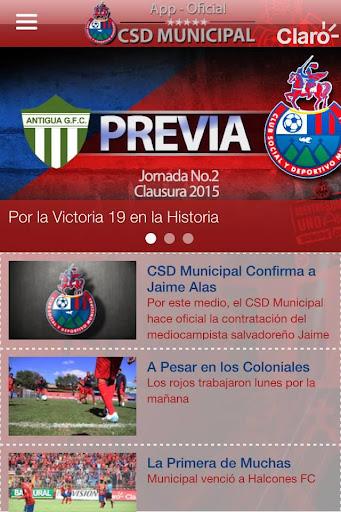 Rojos APP Oficial
