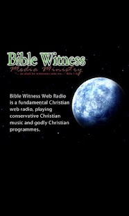 Bible Witness Media Ministry- screenshot thumbnail