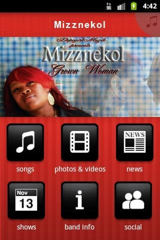 Mizznekol - screenshot