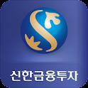 신한금융투자 신한i smart logo