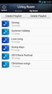 Wireless Audio - Multiroom - screenshot thumbnail