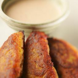 Plantain Empanadas With Crema