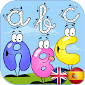 Learning ABC for kids icon