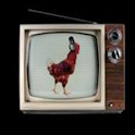 Flat chicken Audio Visual logo