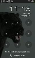 Screenshot of Puma Cat Video Wallpaper