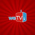 weTV (xem TV không cần Flash) logo