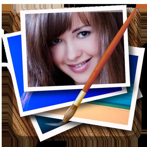 相框 照片拼貼 個人化 App LOGO-APP試玩