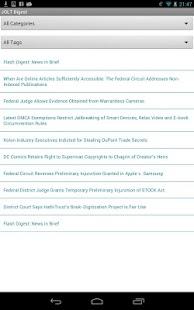 JOLT Digest - screenshot thumbnail