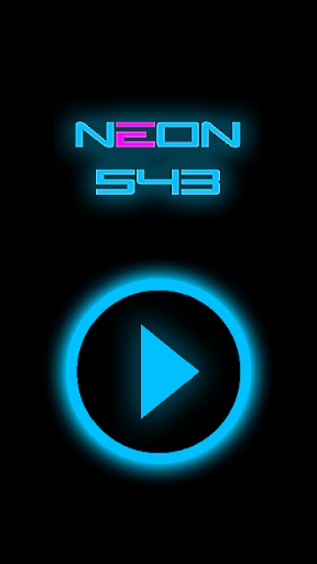 Neon543 Space Shooter