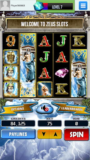 Zeus Slots Slot Machines