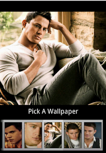 Channing Tatum Wallpaper - screenshot thumbnail