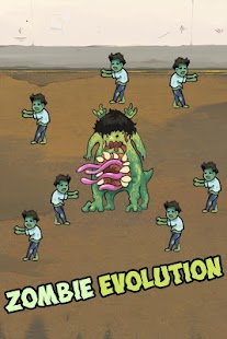 Zombie Evolution Party - náhled