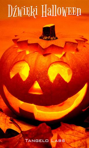 Dźwięki Halloween