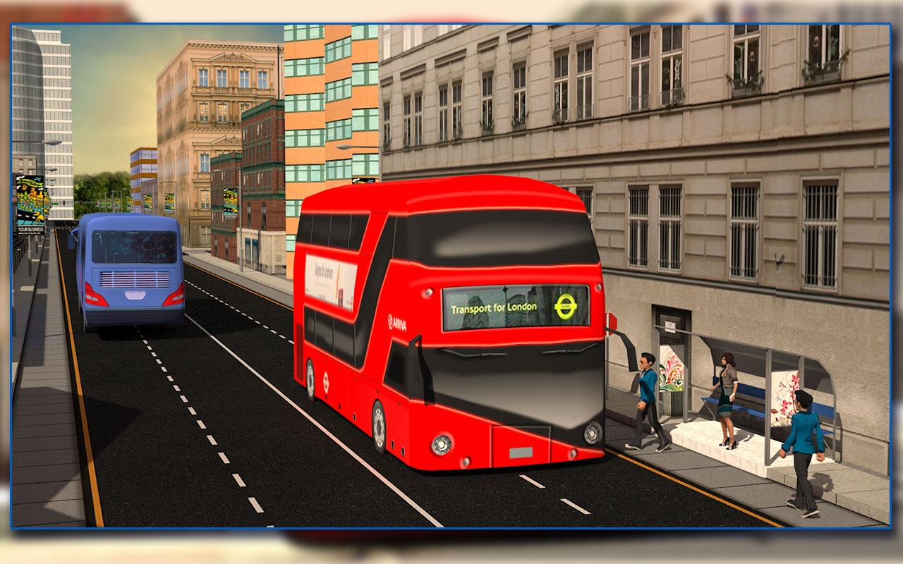 bus driver games