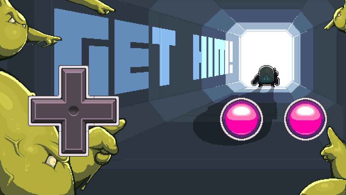 Nitrome Touchy - screenshot