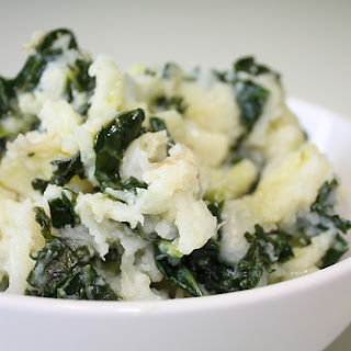 Irish Vegetarian Colcannon recipe – 198 calories