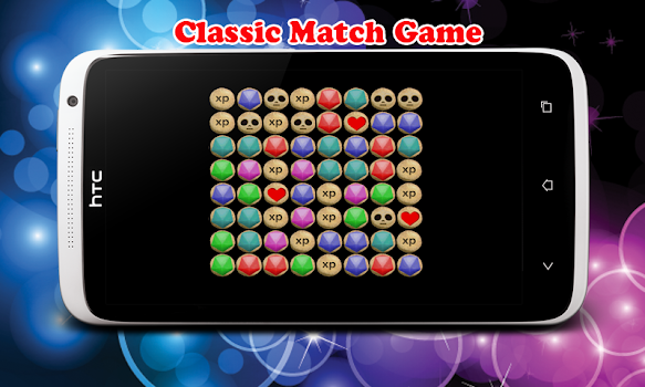 Jewel Super Match 4 Kids Free