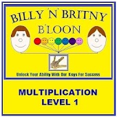 Multiplication Level 1 Free