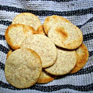 Swedish Rye Cookies