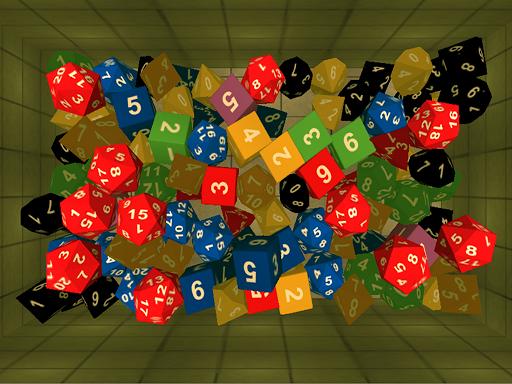 玩棋類遊戲App|骰子與龍D&D的3D免費|APP試玩