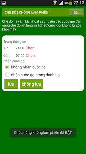 Chan cuoc goi va SMS - screenshot thumbnail
