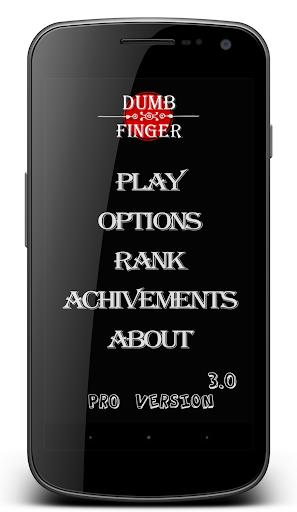 Dumb Finger PRO