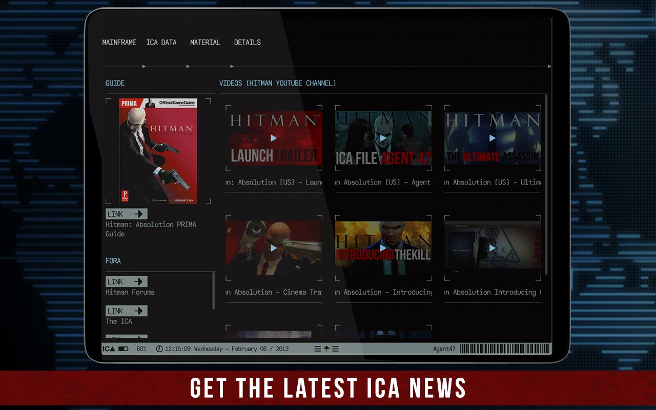 Hitman: ICA - screenshot