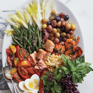 Leftover Salade Nicoise