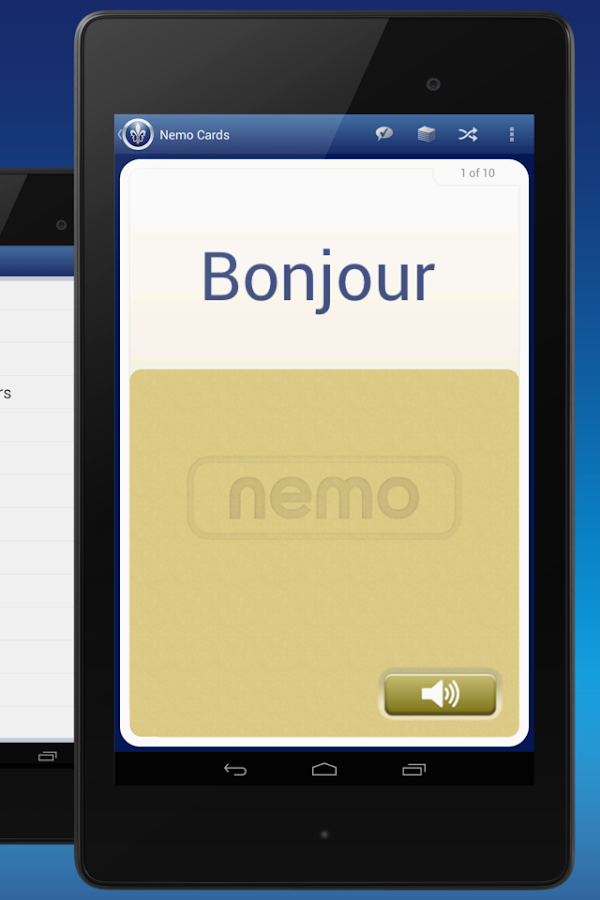 FREE French by Nemo- screenshot