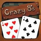 Crazy 8's free icon