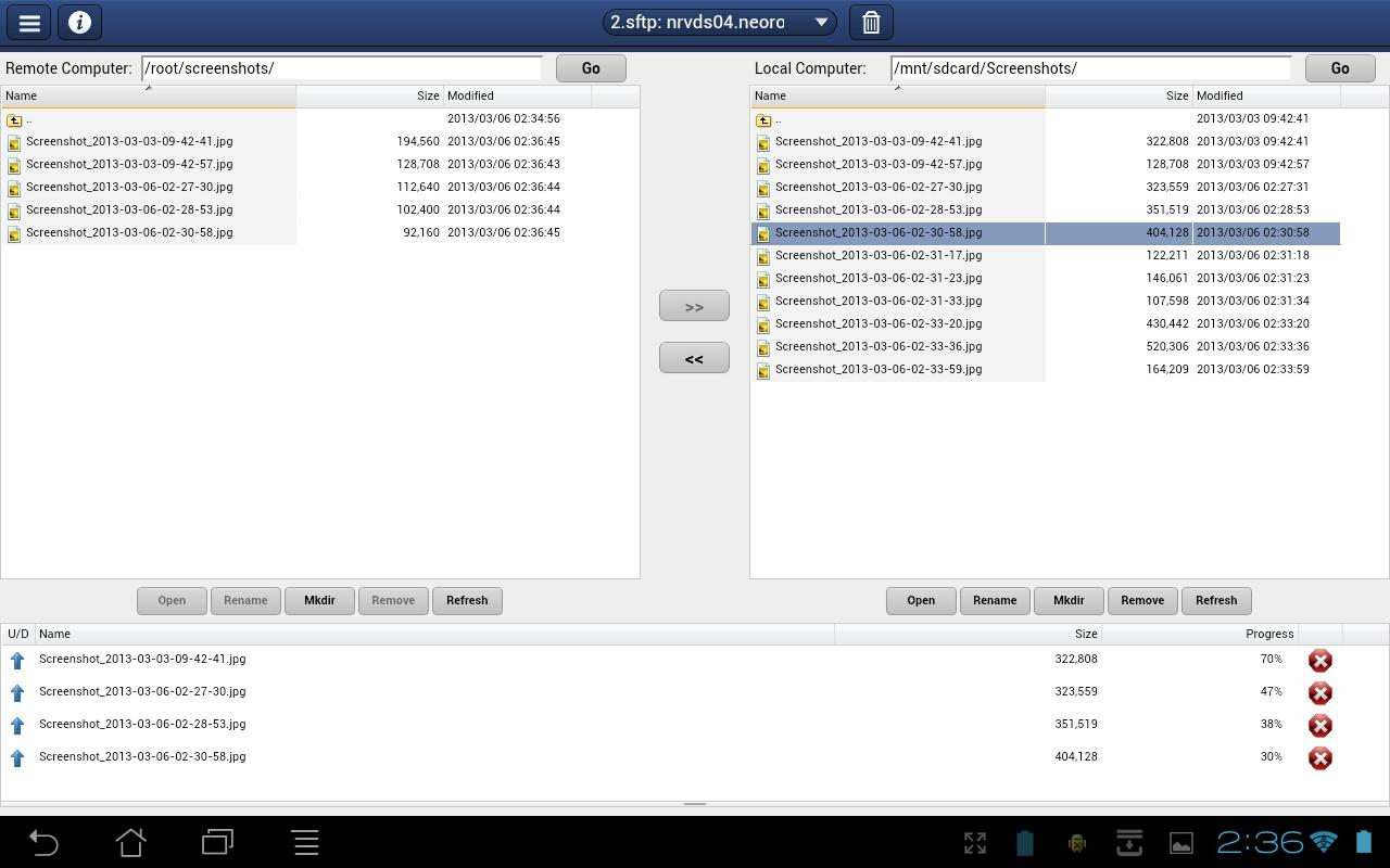 NeoRouter Remote Access (Free)- screenshot