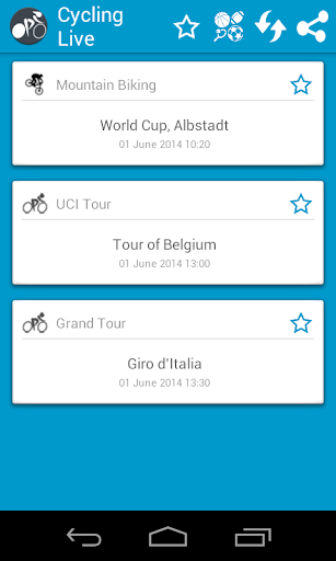 Mobile Cycling App, Bicycle GPS Tracking, Cycling Training ...