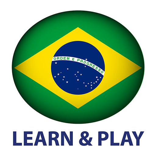 遊玩和學習。葡萄牙語 + 教育 App LOGO-APP試玩
