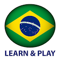 Learn and play Portuguese + icon